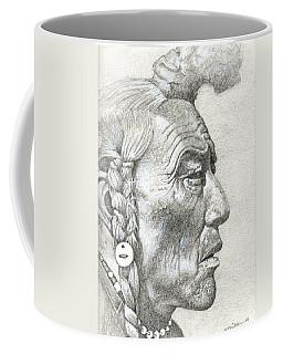 Cheyenne Medicine Man Coffee Mug
