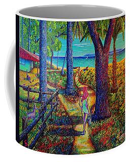 Chez Les Amazons Coffee Mug by Viktor Lazarev