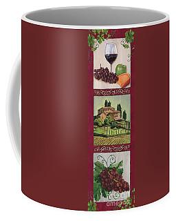 Chianti And Friends Collage 1 Coffee Mug