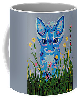 Chibi - Cat Art Coffee Mug