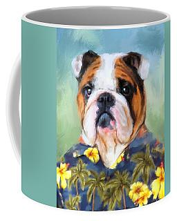 Chic English Bulldog Coffee Mug