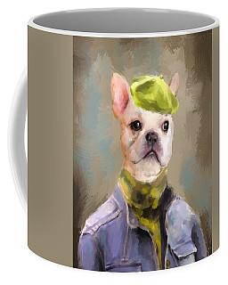 Chic French Bulldog Coffee Mug