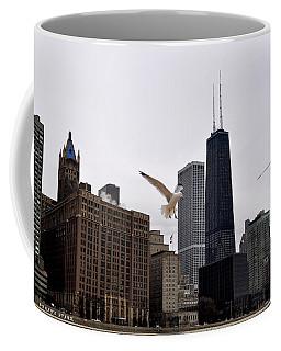 Chicago Birds 2 Coffee Mug by Verana Stark