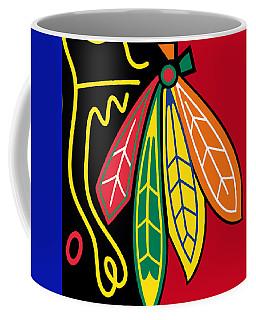 Chicago Blackhawks 2 Coffee Mug