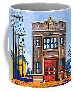 Chicago Fire Station Coffee Mug