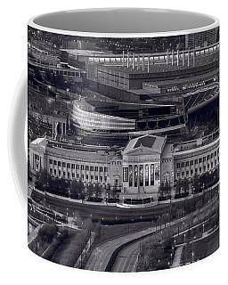 Chicago Icons Bw Coffee Mug