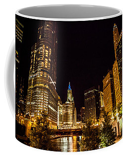 Chicago Riverwalk Coffee Mug