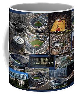 Chicago Sports Collage Coffee Mug