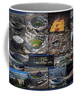 Chicago Sports Collage Coffee Mug