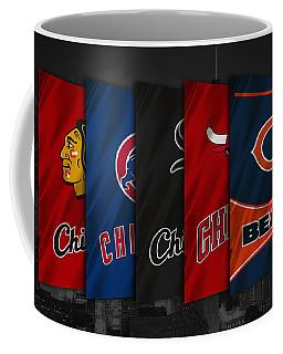 Chicago Sports Teams Coffee Mug