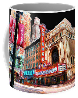 Chicago Theater - 23 Coffee Mug