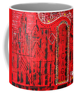 Chicago Theater Coffee Mug
