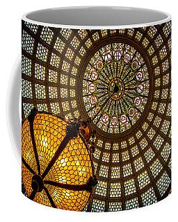 Chicago Tiffany Dome Coffee Mug