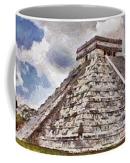 Chichen Itza Coffee Mug