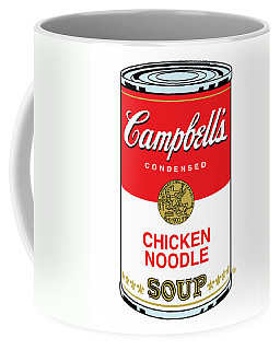 Chicken Noodle Soup Coffee Mug