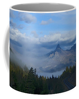 Chief Joseph Hiway-signed-#0001 Coffee Mug