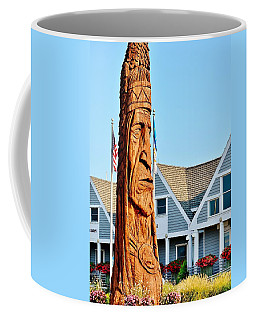 Chief Little Owl Coffee Mug