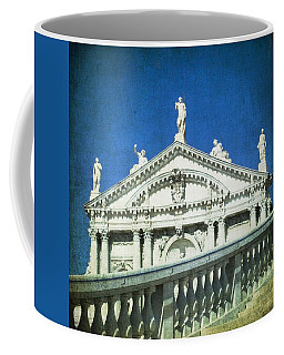 Coffee Mug featuring the photograph Chiesa - Venice by Lisa Parrish