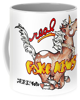 Real Fake News Fpi Foto Coffee Mug