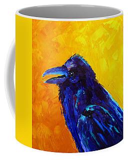 Chihuahuan Raven Coffee Mug