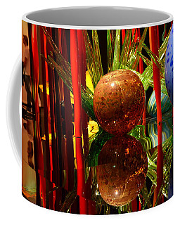 Chihuly-10 Coffee Mug by Dean Ferreira