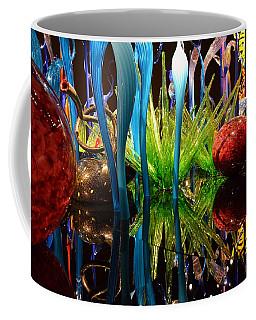 Chihuly-11 Coffee Mug by Dean Ferreira