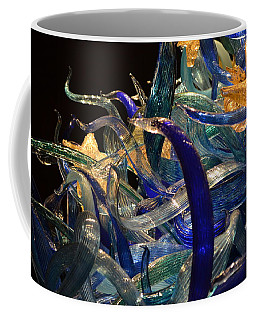 Chihuly-3 Coffee Mug by Dean Ferreira