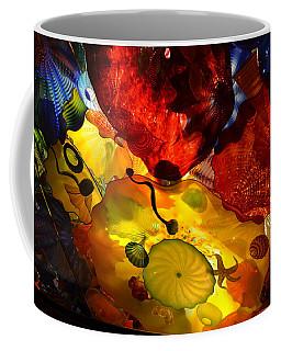 Chihuly-5 Coffee Mug by Dean Ferreira