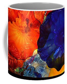 Chihuly-7 Coffee Mug by Dean Ferreira