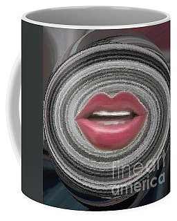 Coffee Mug featuring the digital art Child by Catherine Lott