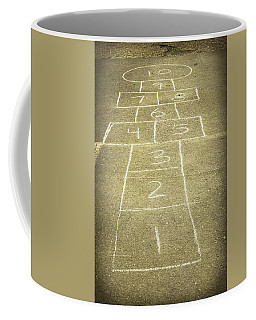Childhood Games Coffee Mug by Fran Riley