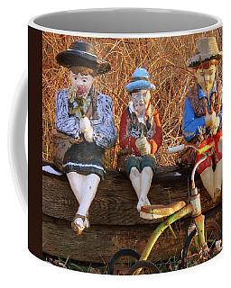 Coffee Mug featuring the photograph Childhood by Rodney Lee Williams