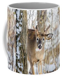 Childish Buck Coffee Mug