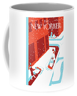 Snowplows Coffee Mug