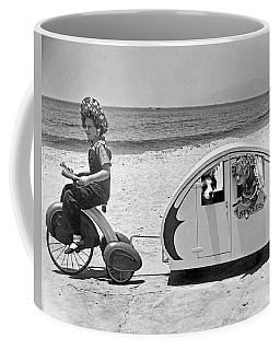 Children Beach Tour Coffee Mug