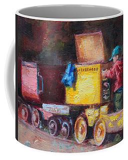 Child's Play - Gold Mine Train Coffee Mug