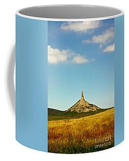 Chimney Rock Nebraska Coffee Mug