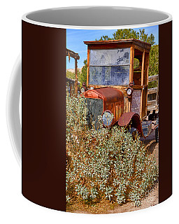China Ranch Truck Coffee Mug by Jerry Fornarotto