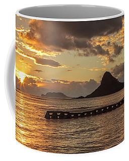 Chinaman's Hat 5 Coffee Mug by Leigh Anne Meeks