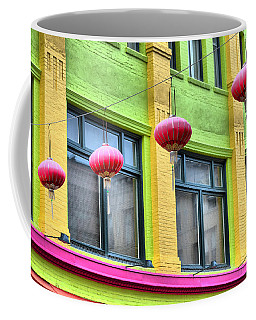 Chinatown Colors Coffee Mug