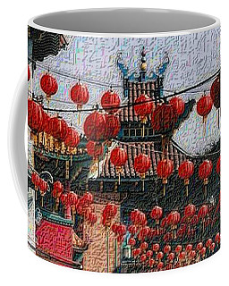 Chinatown Coffee Mug