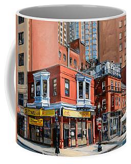 Chinatown View Coffee Mug