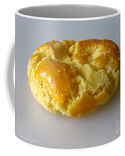 Coffee Mug featuring the photograph Chinese Almond Cookie by Nina Silver