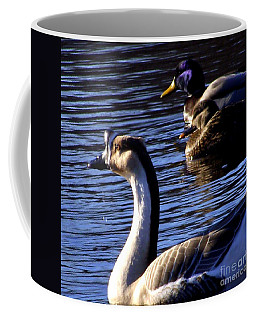 Gus The Chinese Goose Coffee Mug