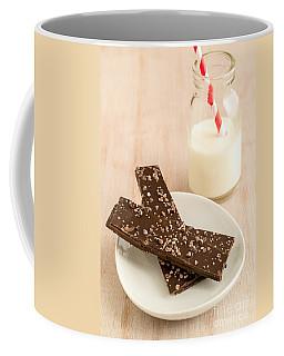 Chioggia Beet And Vanilla Toffee Coffee Mug