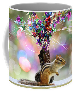 Chippy Party Time Coffee Mug