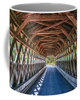 Chiselville Bridge Coffee Mug