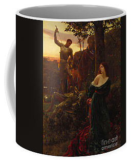 Chivalry Coffee Mug
