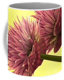 Chive Macro Beauty Coffee Mug