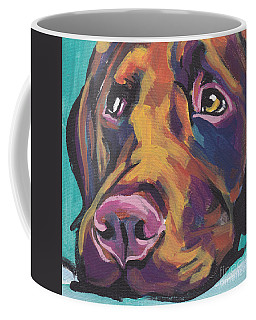Choco Lab Love Coffee Mug
